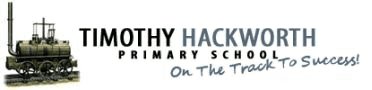 Timothy Hackworth Primary School logo